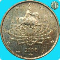 50 centesimi di euro for Moneta 50 centesimi
