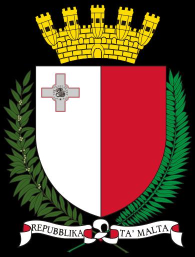Stemma della repubblica di Malta