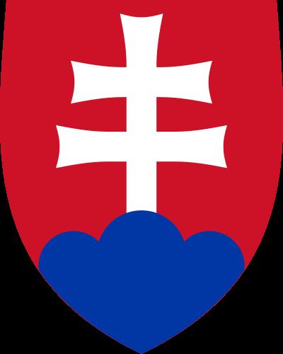 Stemma della Repubblica Slovacca