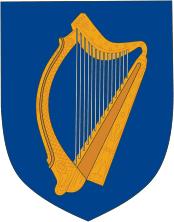 Stemma dell'Irlanda