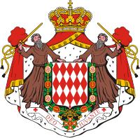 Stemma del Principato di Monaco