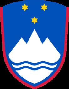 Stemma della Repubblica Slovena