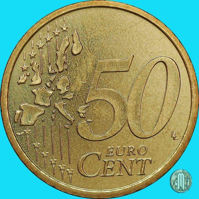 Immagine di una moneta da 50 centesimi di euro 1999 utrecht for Moneta 50 centesimi