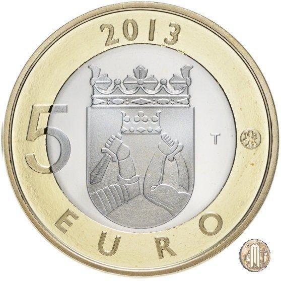 5 Euro 2013 - Karelien - Architettura Regioni Finlandesi 2013 (Vantaa)
