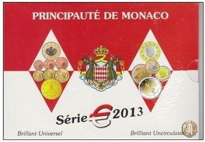 Monaco FdC 2013 2013 (Parigi)