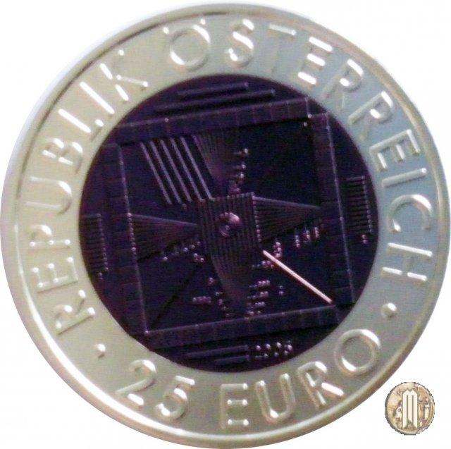 25 Euro 2005 50° Televisione Austriaca 2005 (Vienna)