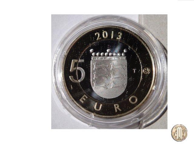 5 Euro 2013 - Osterbotten - Architettura Regioni Finlandesi 2013 (Vantaa)