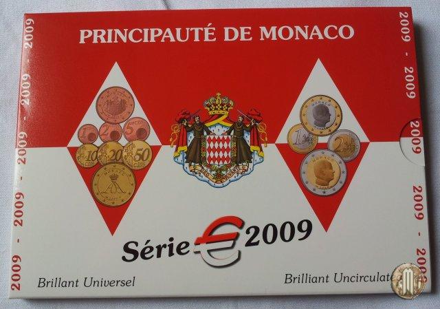 Monaco FdC 2009 2009 (Parigi)