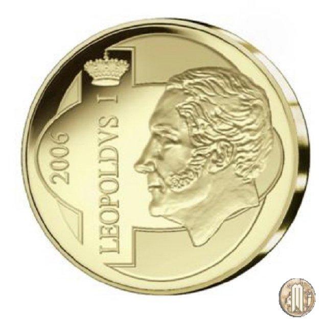12 1/2 Euro 2006 175° di Regno della Dinastia 2006 (Bruxelles)
