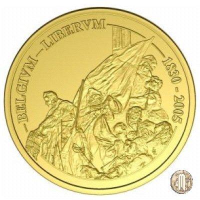 100 Euro 2005 175° di Regno della Dinastia 2005 (Bruxelles)
