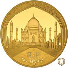200 Euro UNESCO - il Taj Mahal 2010 (Parigi)
