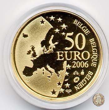50 Euro 2006 Justus Lipsius 2006 (Bruxelles)