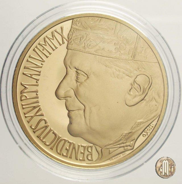 50 Euro 2010 Capolavori Scultura in Vaticano - Augusto di Prima Porta 2010 (Roma)
