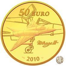 50 Euro 2010 Grandi Industriali - Marcel Dassault 2010 (Parigi)