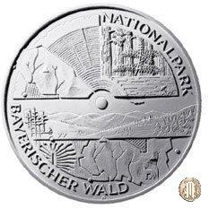 10 Euro 2005 Parco Nazionale della Foresta Bavarese 2005 (Monaco)