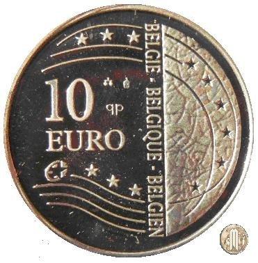 10 Euro 2004 Allargamento Unione Europea 2004 (Bruxelles)